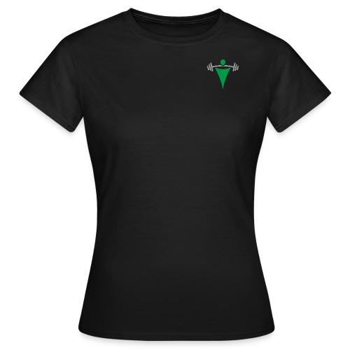 simple logo - Frauen T-Shirt