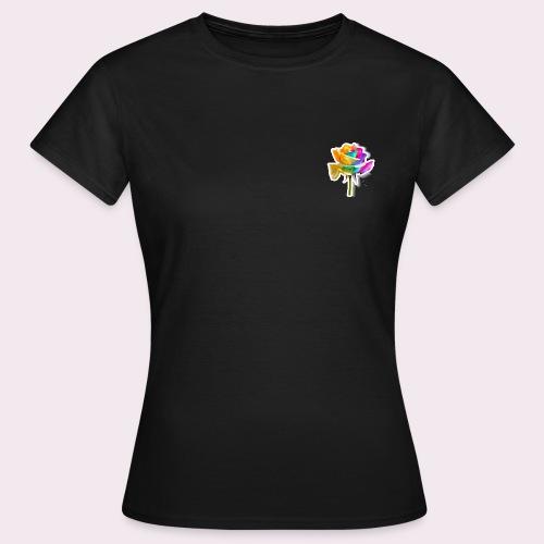 rose msn - T-shirt Femme
