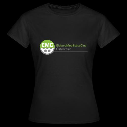 EMC Logo Hochauflösend - Frauen T-Shirt