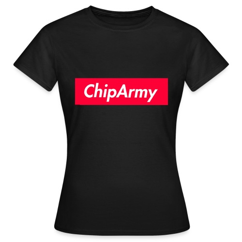 Chip Army - Women's T-Shirt