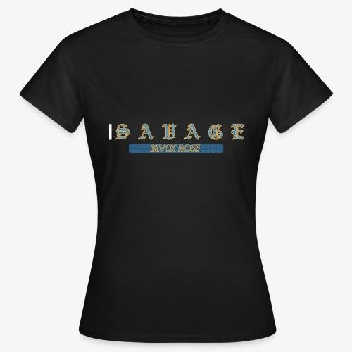 SAVGE1 - Koszulka damska