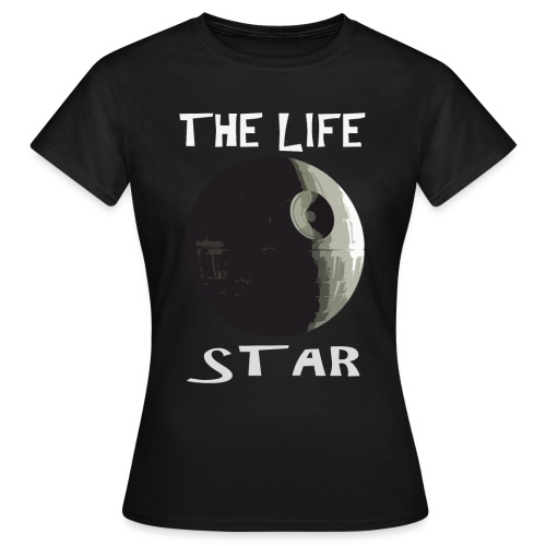 THE LIFE STAR - Vrouwen T-shirt