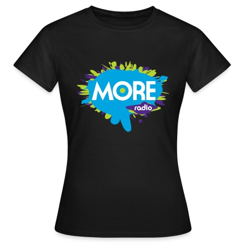 More Radio 2017 - Vrouwen T-shirt
