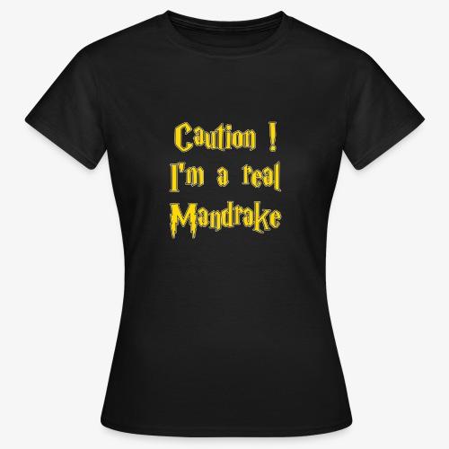 Attention - Mandragore - T-shirt Femme