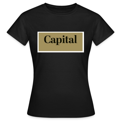 1200px Capital Logo - Frauen T-Shirt