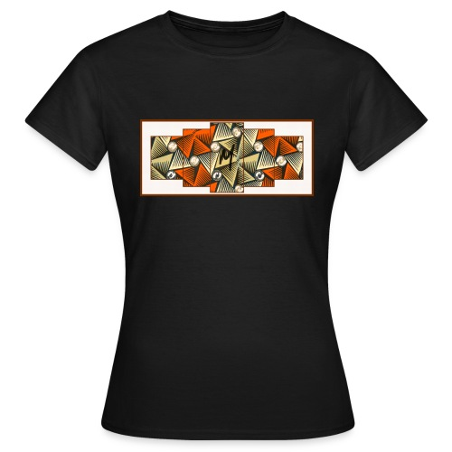 Abstract pattern - Women's T-Shirt