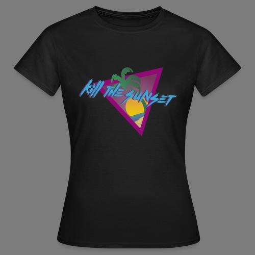 kill the sunset - Camiseta mujer