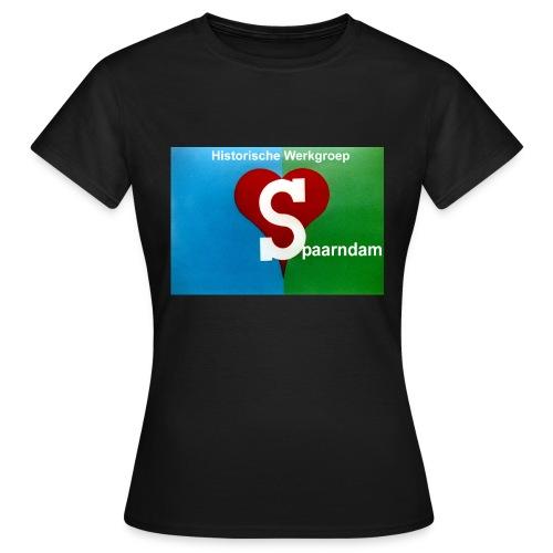 His werk logo 1 - Vrouwen T-shirt