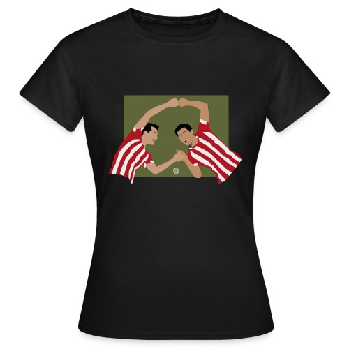 Mexican Bromance - Vrouwen T-shirt
