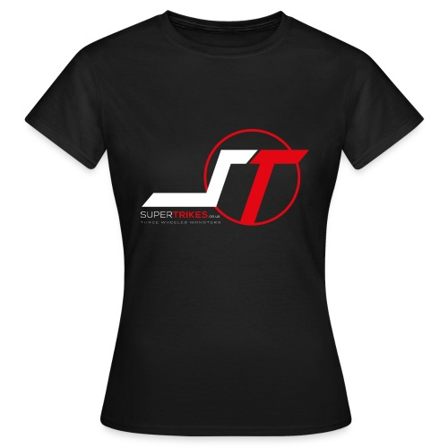 SuperTrikes Logo - Women's T-Shirt