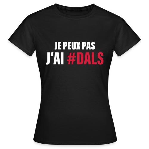 DALS - T-shirt Femme