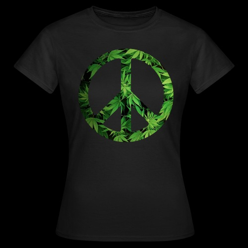 Cannapeace - Women's T-Shirt