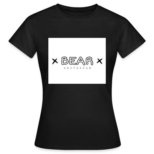 merk BEAR - Vrouwen T-shirt