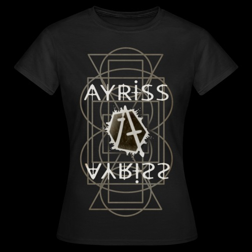 Full print geometric - Women's T-Shirt