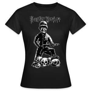 zombie army - Frauen T-Shirt