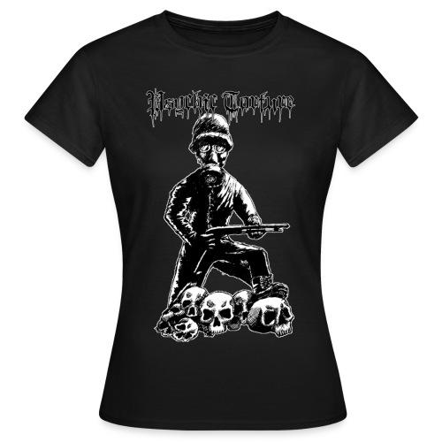 zombie army - Frauen T-Shirt