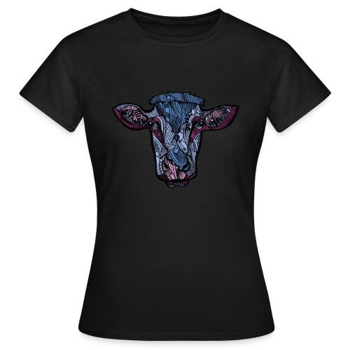 Ku - T-skjorte for kvinner