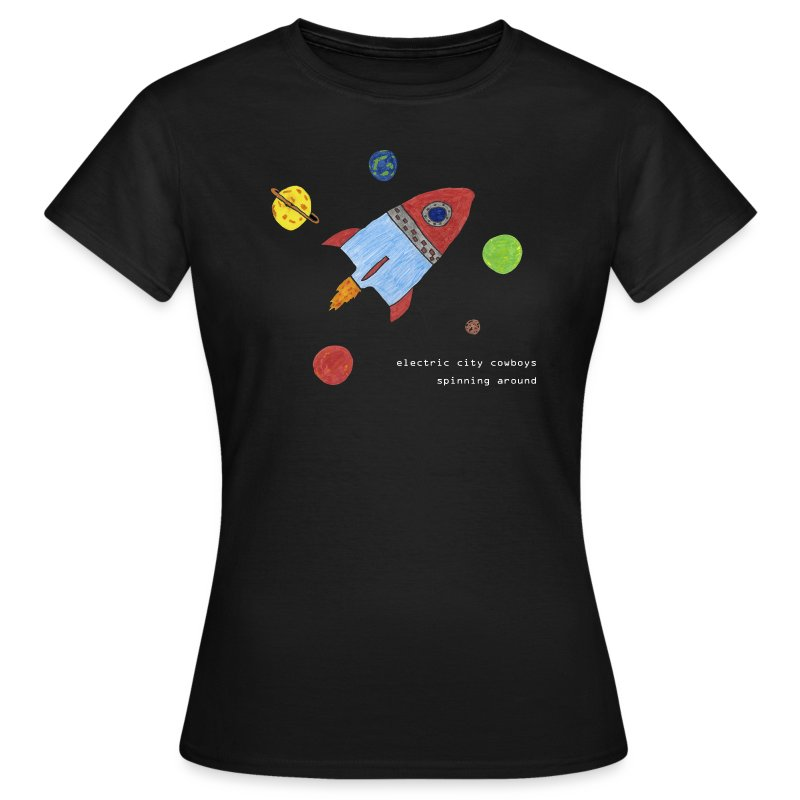 spaceship - T-shirt dam
