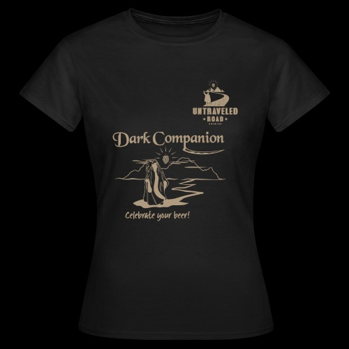 Dark Companion T-Shirt - Frauen T-Shirt