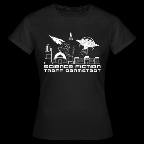 Science Fiction Treff Darmstadt - Frauen T-Shirt