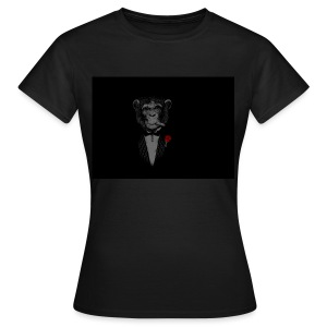 The Real Gentleman - Vrouwen T-shirt