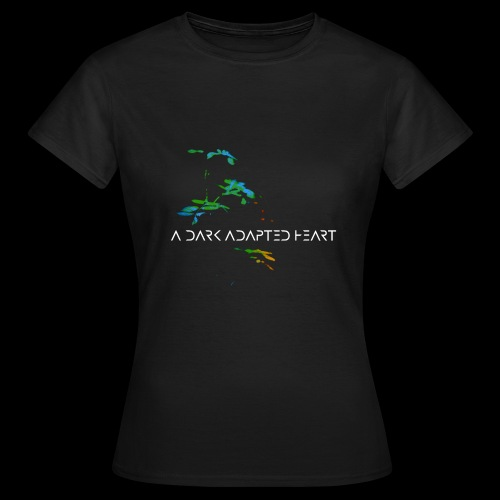 A Dark Adapted Heart album cover - Women's T-Shirt