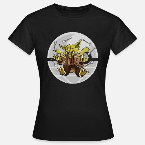 Yodakazam - T-shirt Femme