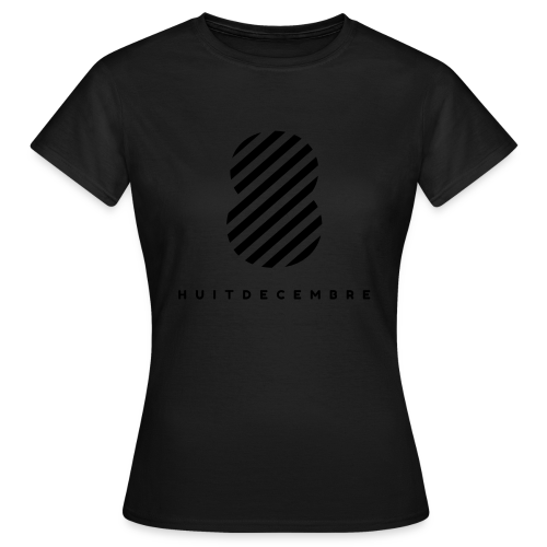 08/12 - T-shirt Femme