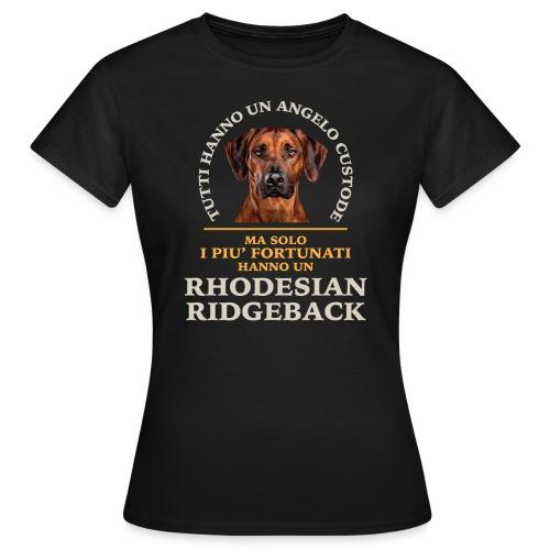 Rhodesian Ridgeback Colori - Maglietta da donna