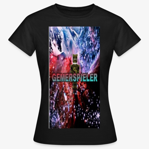 Gemerspieler Design - Frauen T-Shirt
