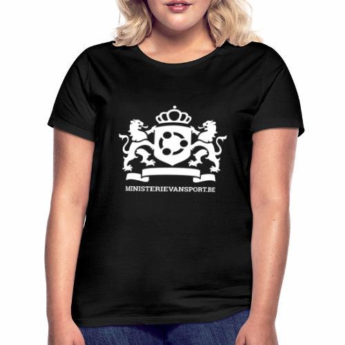 Ministerie van Sport Logo - Vrouwen T-shirt