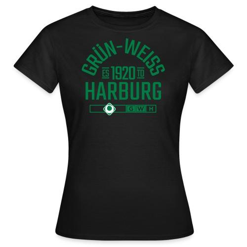 SV Grün-Weiss Harburg estd. - Frauen T-Shirt