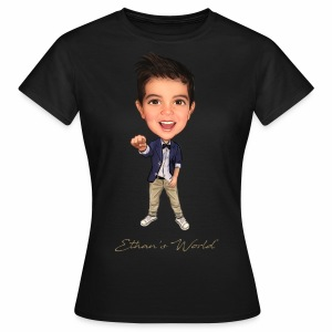 Ethan's World - Women's T-Shirt