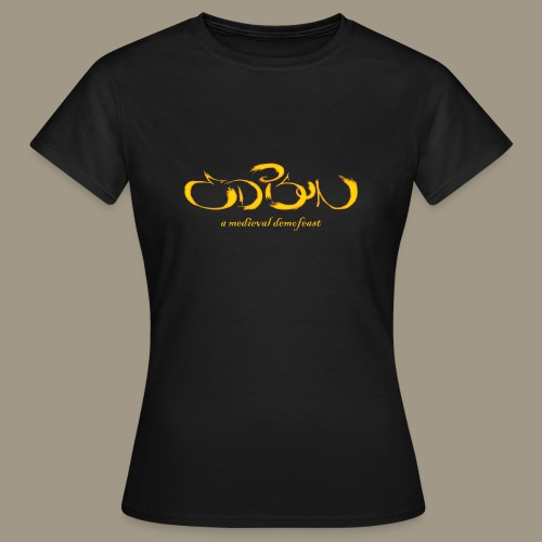 Edison 2018: A Medieval Demofeast T-SHIRTS & TOPS - T-shirt dam
