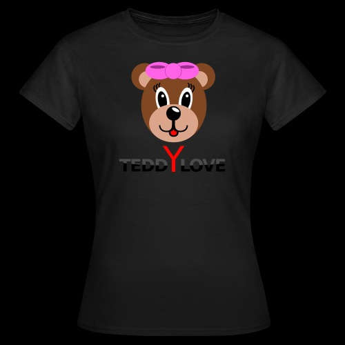 TEDDYLOVE Woman - Frauen T-Shirt