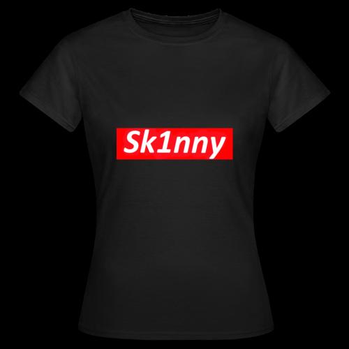 Sk1nny Logo - Women's T-Shirt
