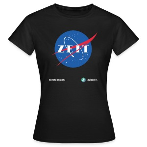 One small step for Zeit - Women's T-Shirt