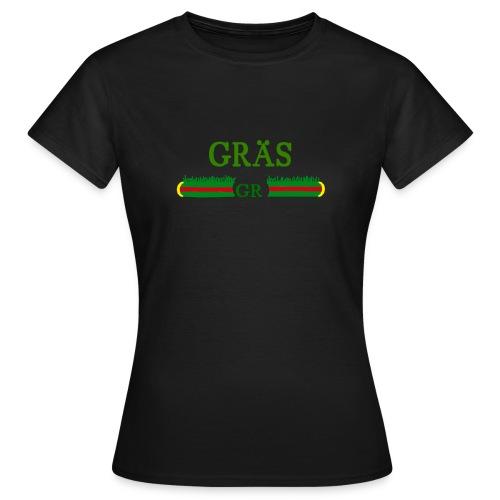 gräs g####i - T-shirt dam