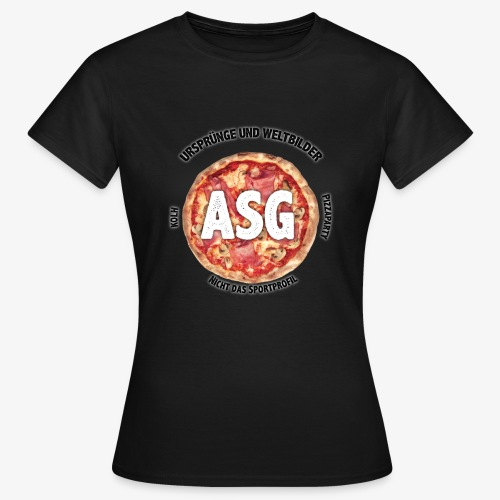 UuW - Pizza - Frauen T-Shirt