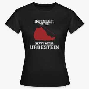 IN Urgestein Kiesel - Frauen T-Shirt