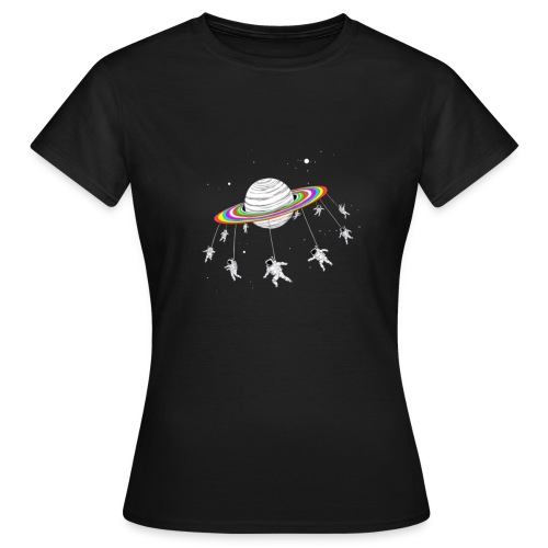 planeta - Camiseta mujer