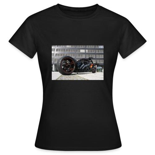 Motorrad Bike - Frauen T-Shirt