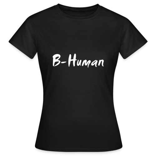 B-Human Shirt - Frauen T-Shirt
