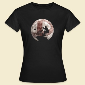 Radball | Moon - Frauen T-Shirt