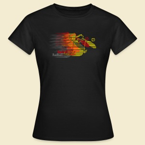 Radball | Earthquake Germany - Frauen T-Shirt