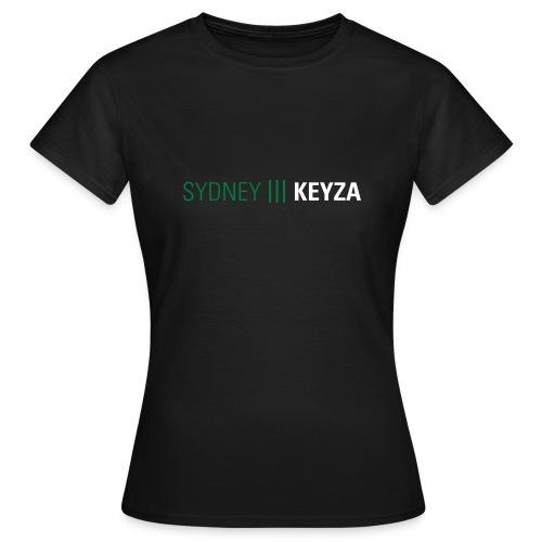 Sydney 3 Logo - Frauen T-Shirt