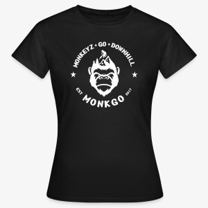MonkGo Circle - Frauen T-Shirt