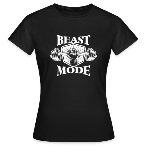 Beast Mode II - Frauen T-Shirt