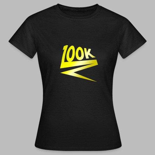 *Limited edition* 100K T-Shirts - Women's T-Shirt