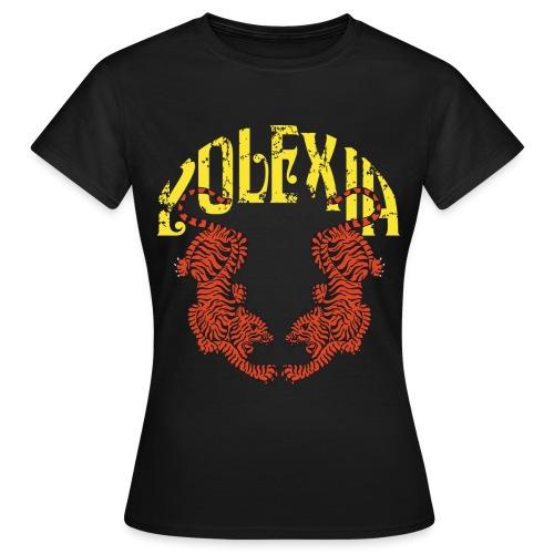Tigger Vs - Camiseta mujer